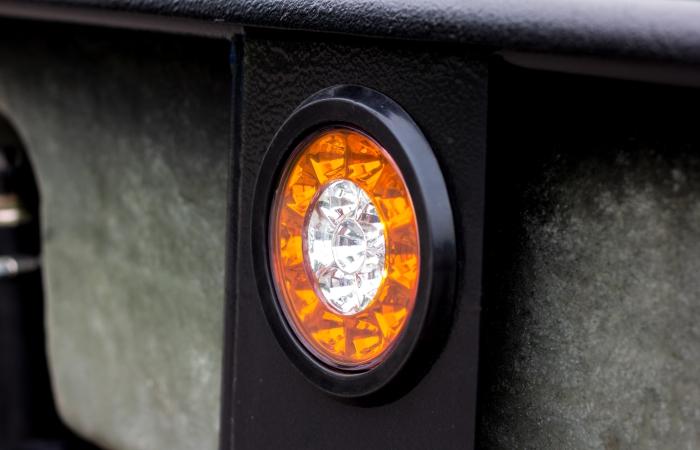 Задний дополнительный свет с указателями поворотов