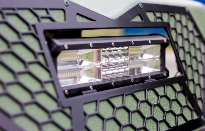 Светодиодная балка передняя 180Вт